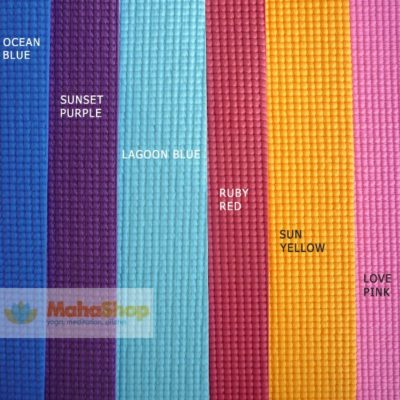 Asana Yoga Mat - Bright Colors
