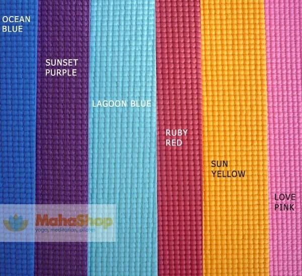 Asana Yoga Mat - Bright Colors