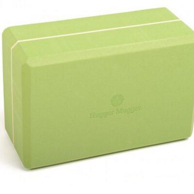 4-Inch_Foam_Block-_Hugger_Mugger-neon green