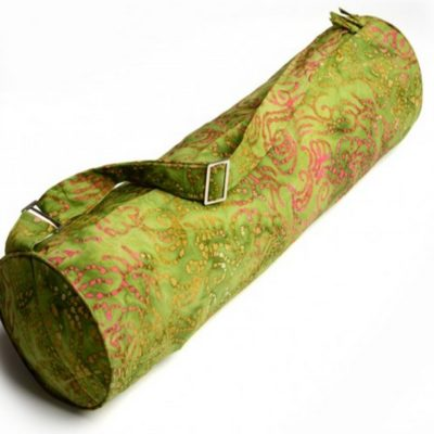 Batik Mat Bag-Green
