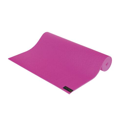 Yoga & Pilates mat-magenta