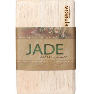 Jade Superlight Balsa block front