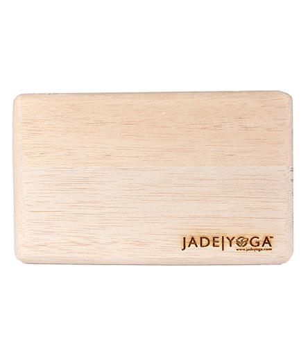 Jade yoga Balsa block