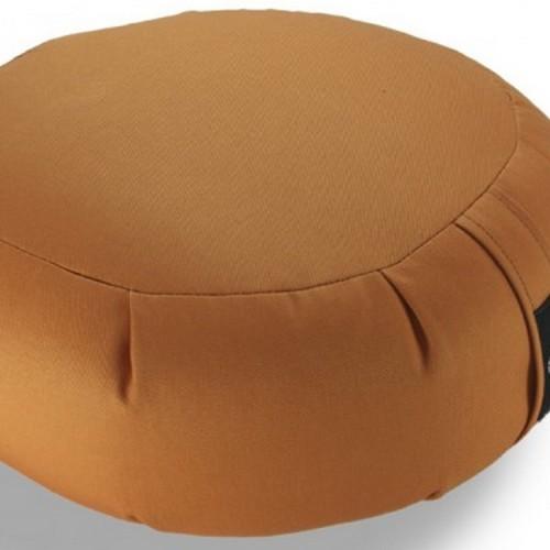 Zafu_Meditation_Cushion_Hugger_Mugger-orange