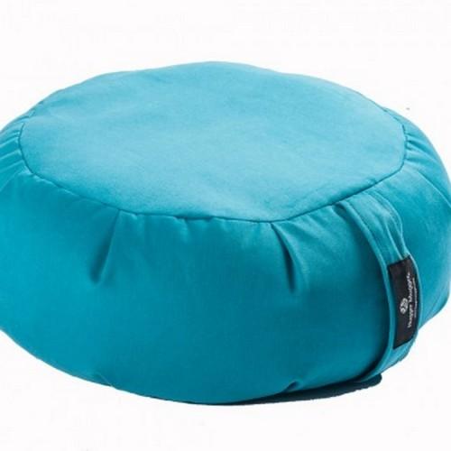 Zafu_Meditation_Cushion_Hugger_Mugger-turquoise