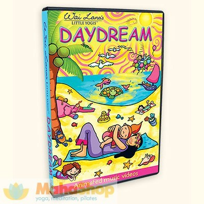 Little Yogis Daydream DVD with Wai Lana
