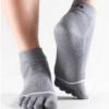 Hugger Mugger-Toesox full toe ankle-slate
