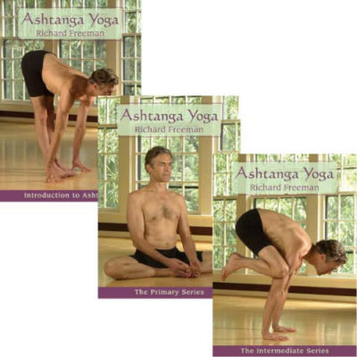 The Ashtanga Yoga Collection (3 DVD) with Richard Freeman