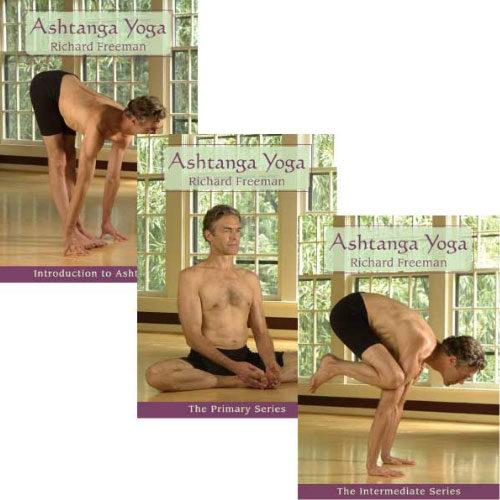 The Ashtanga Yoga Collection (3 DVD) with Richard Freeman