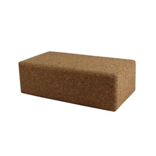 Cork Yoga Block XL - Eco-Friendly
