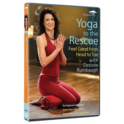 Yoga to the Rescue by Desiree Rumbaugh