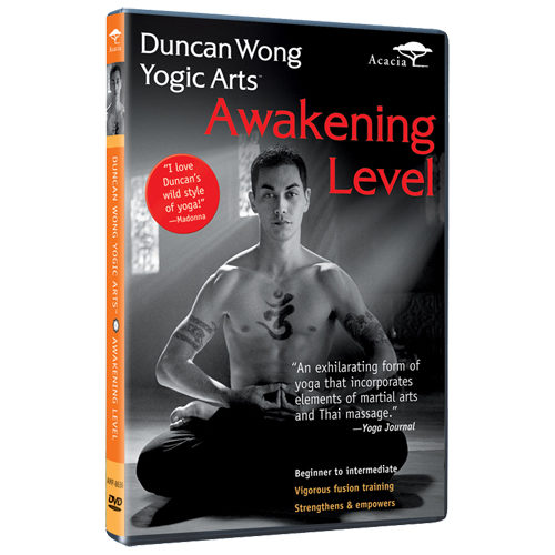 Awakening Level, Duncan Wong Yogic Arts