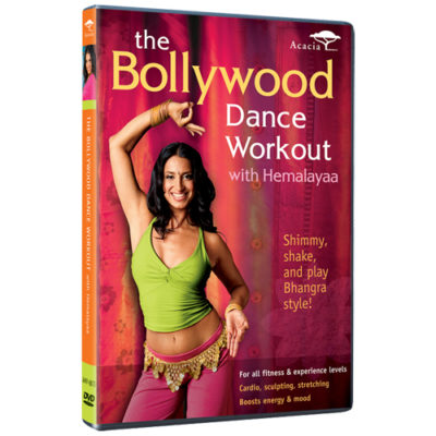The Bolywood Dance Workout with Hemalayaa