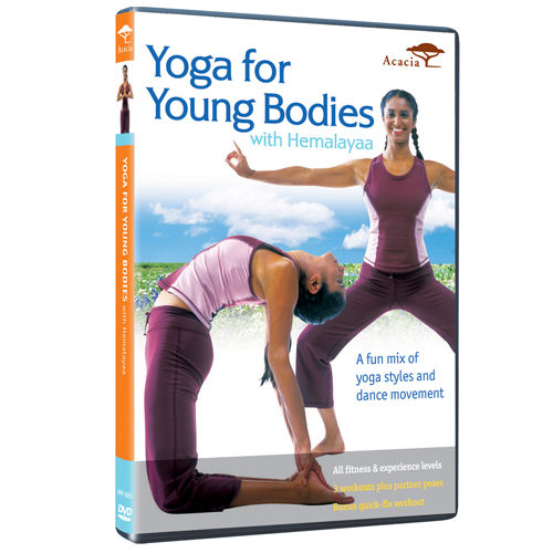 Yoga for Young Bodies with Hemalayaa