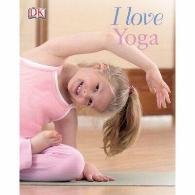 I Love Yoga by Mary Kaye Chryssicas