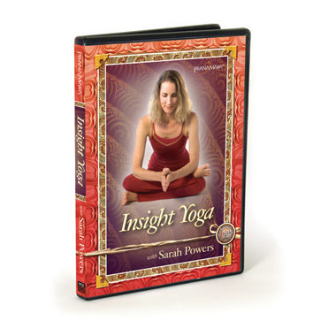 Insight Yoga with Sarah Powers