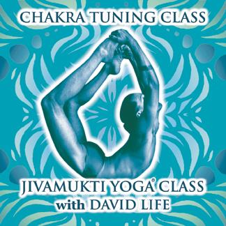Jivamukti Chakra Tuning Vol 3 - CD