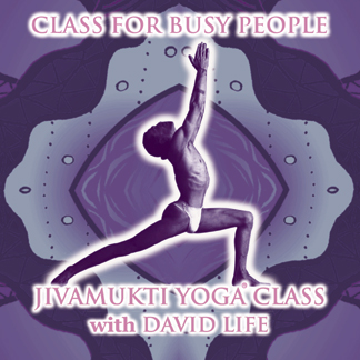 Jivamukti Class for Busy People Vol 5 - CD/DVD Set