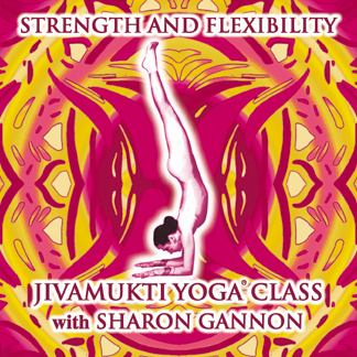 Jivamukti Strength and Flexibility Vol 4 - CD