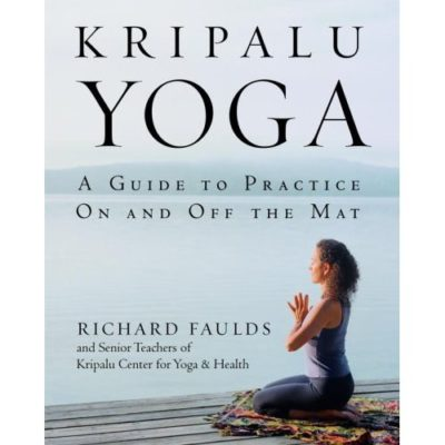 Kripalu Yoga by Richard Faulds