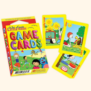 Little Yogis Game Cards