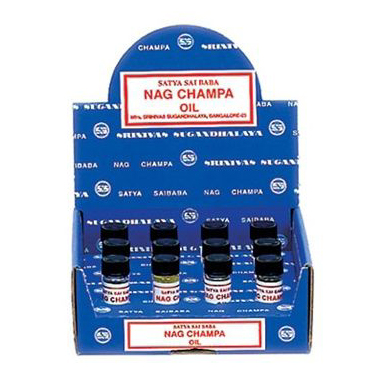 Nag Champa Essential Oil
