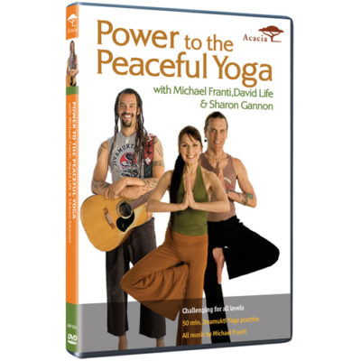 Jivamukti Power to the Peaceful Yoga