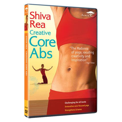 Creative Core Abs with Shiva Rea