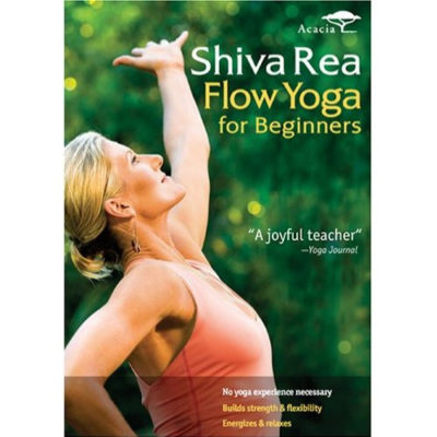 Flow Yoga for Beginners by Shiva Rea