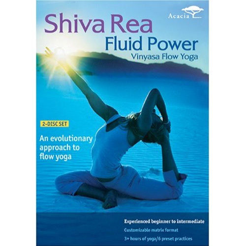 Fluid Power, Shiva Rea Vinyasa Flow Yoga