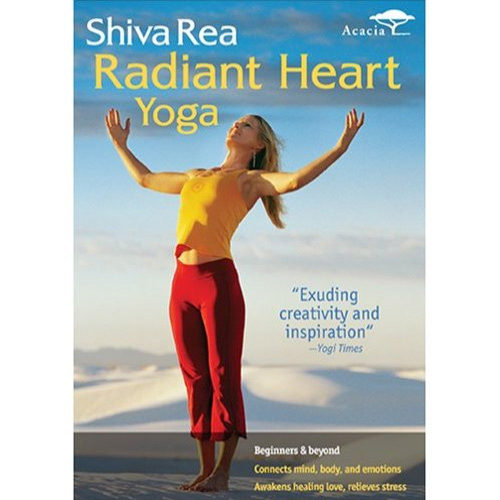 Radiant Heart Yoga by Shiva Rea