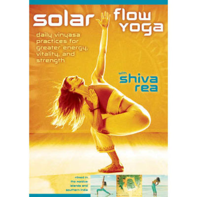 Solar Flow Yoga by Shiva Rea
