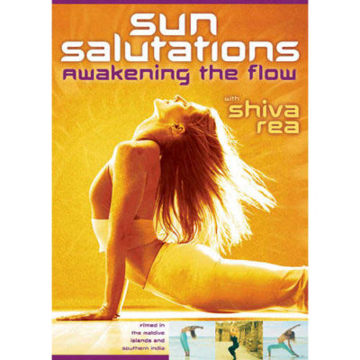 Sun Salutations with Shiva Rea