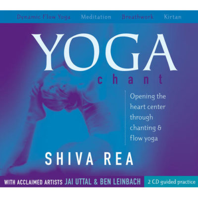 Yoga Chant by Shiva Rea