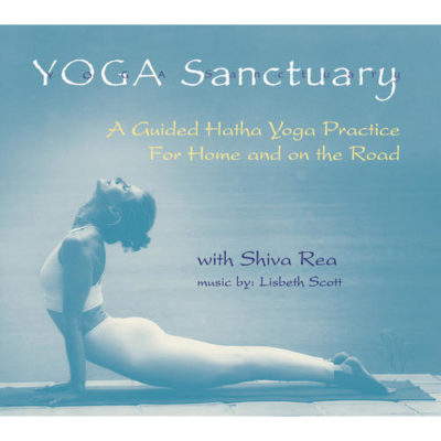 The first complete hatha yoga class offered on audio. By Shiva Rea.