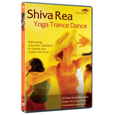 Yoga Trance Dance with Shiva Rea