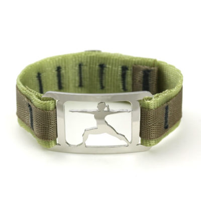 Warrior Woman Wristband