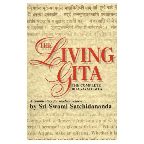 The Living Gita by Swami Satchidananda