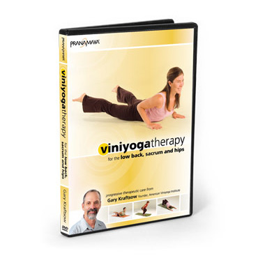 Viniyoga Therapy for Low Back, Sacrum and Hips