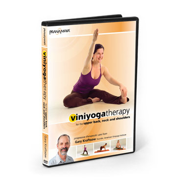 Viniyoga Therapy for the Upper Back by Gary Kraftsow
