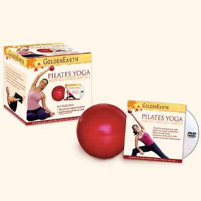 Body Sculpting Ball Kit by Wai Lana
