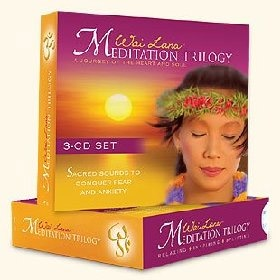 Yoga Meditation Trilogy - Wai Lana 3-pack CD