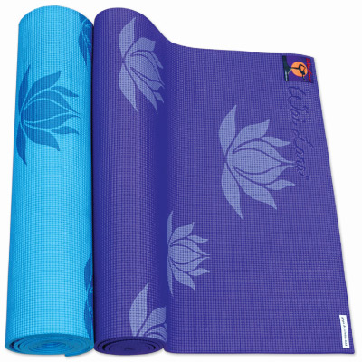 Lotus Yoga Pilates Mat Available At Maha Shop