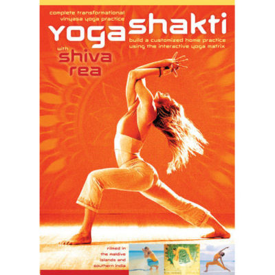 Yoga Shakti with Shiva Rea